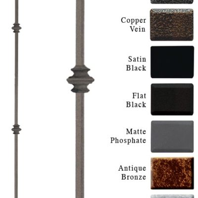 Double Knuckle Baluster