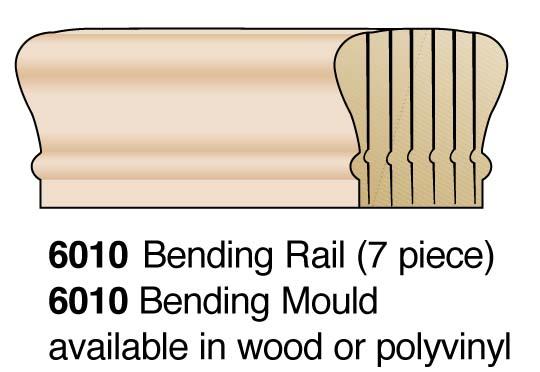 7-Piece Bending Handrail