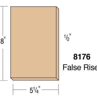 False Stair Riser