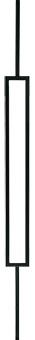 Single Rectangle Iron Baluster